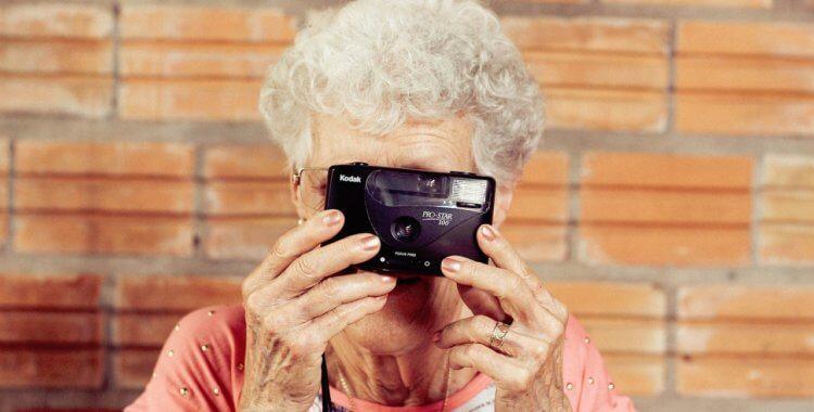 grandma photo